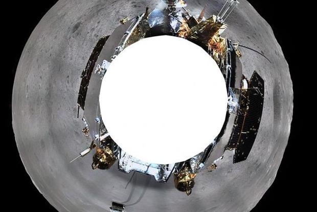 З'явилися нові знімки зворотного боку Місяця