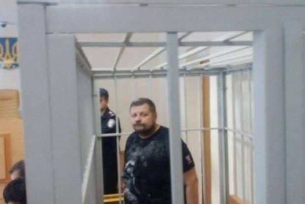 Радикальная партия зарегистрировала в суде иск о признании незаконным разрешения на арест Мосийчука