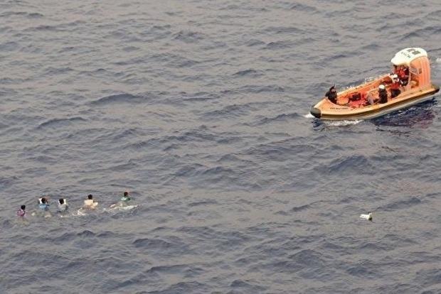 Двометрова риба потопила великий човен з рибалками