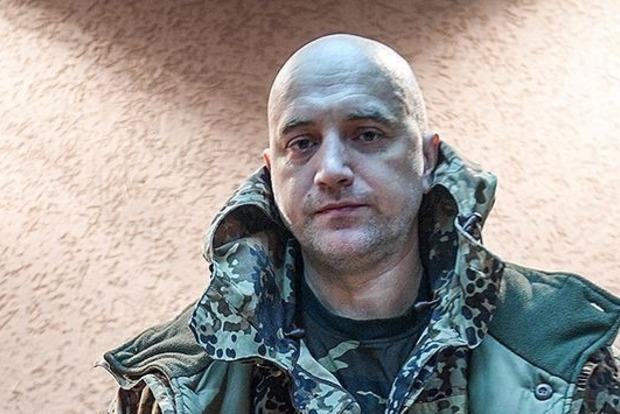 Прилепин рассказал, кто убил террористов Гиви и Моторолу