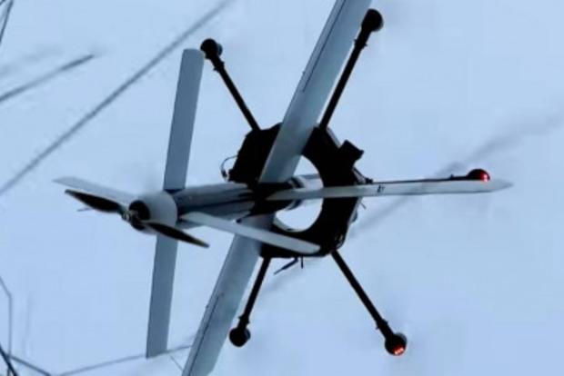 Украина успешно испытала дрон-камикадзе ST-35 Гром