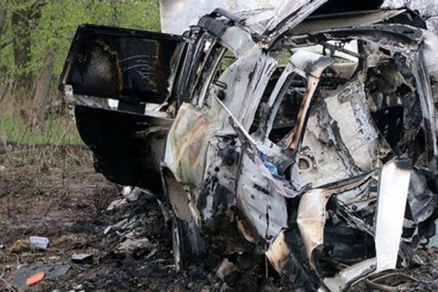 Подрыв автомобиля ОБСЕ на Донбассе был случайностью - Тымчук