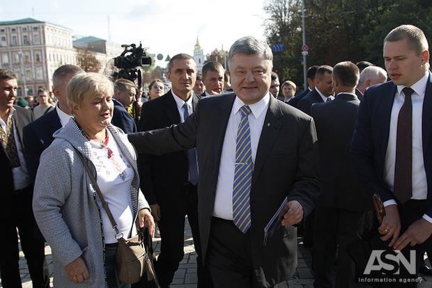 Порошенко переименовал университет в «Черниговский коллегиум»