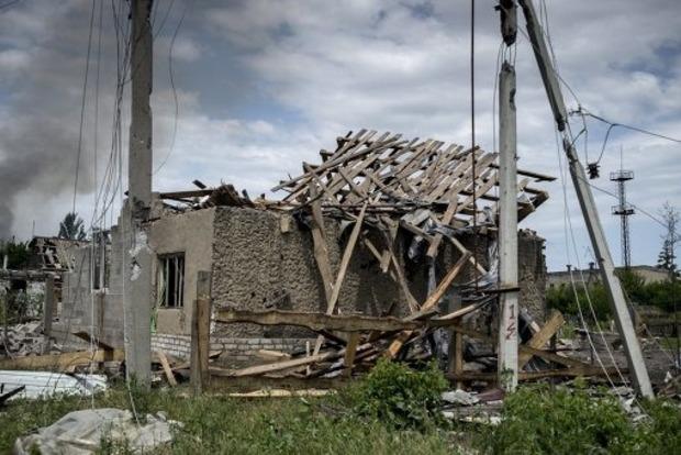 Жители села на Донбассе просят ОБСЕ и ООН отвести от них террористов «ДНР»