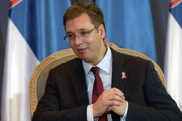 Премьер Сербии ушел в отставку