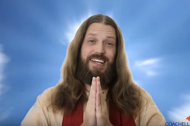 Две церкви в США сняли рекламу, где Иисус курит марихуану