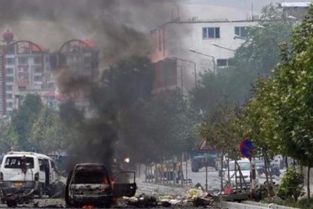 Количество жертв теракта в Кабуле возросло до 90 человек