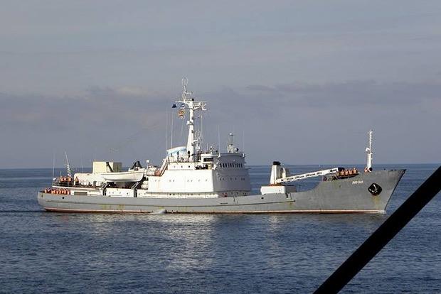 Моряков с затонувшего в Босфоре судна Черноморского флота вернут в РФ самолетом