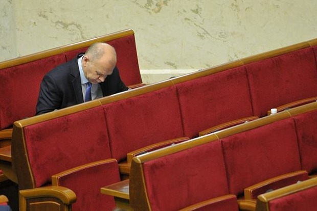 Верховная Рада закрылась до 27 февраля