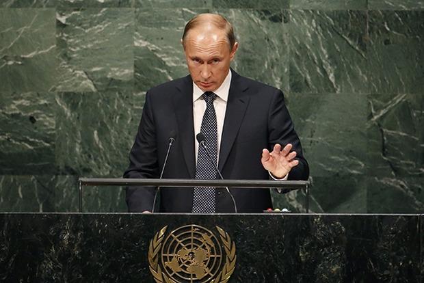 Путин настаивает на прямом диалоге Киева с боевиками