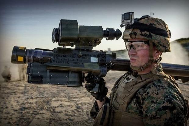 Фото к материалу: США сняли запрет на поставки оружия в Украину