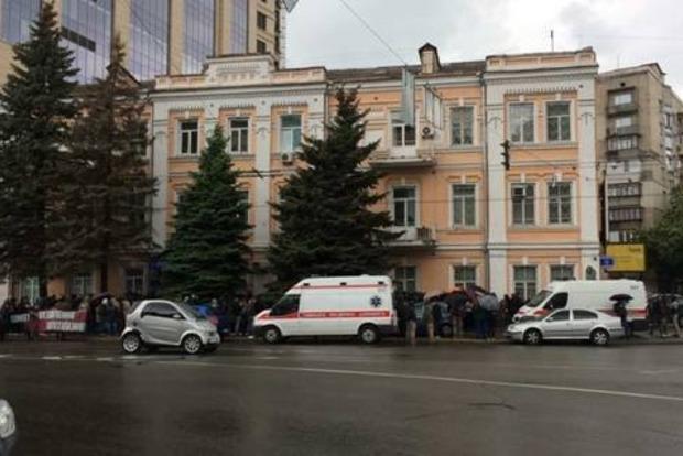 Киевская полиция задержала еще шесть человек