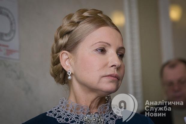 Тимошенко заявляет о фальсификациях на местных выборах