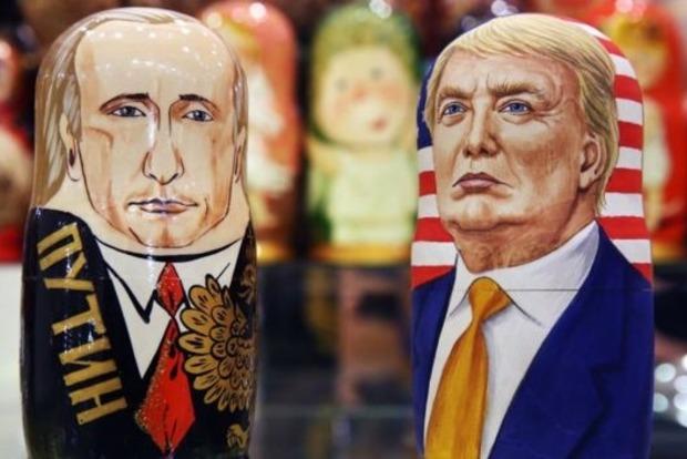 В Кремле называют позитивным разговор Путина и Трампа