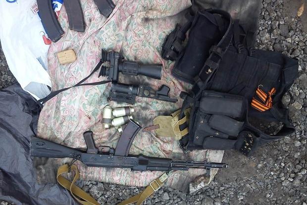 СБУ задержала «лейтенанта» боевиков «ДНР»
