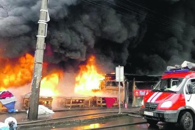 За год в Украине сгорели больше тысячи человек