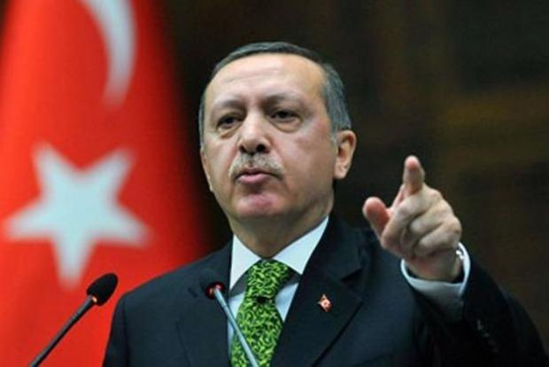 Эрдоган заговорил о референдуме в Турции по вопросу вступления в ЕС