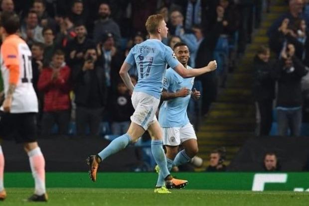 «Шахтер» проиграл «Манчестер Сити» во втором туре Лиги чемпионов