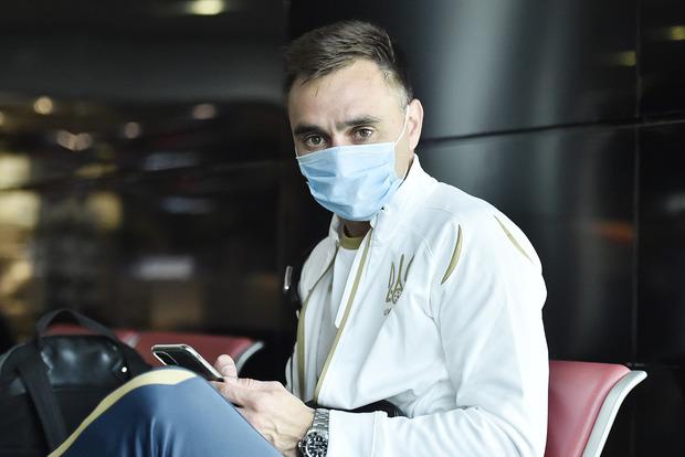 У вратарей сборной Украины обнаружен коронавирус