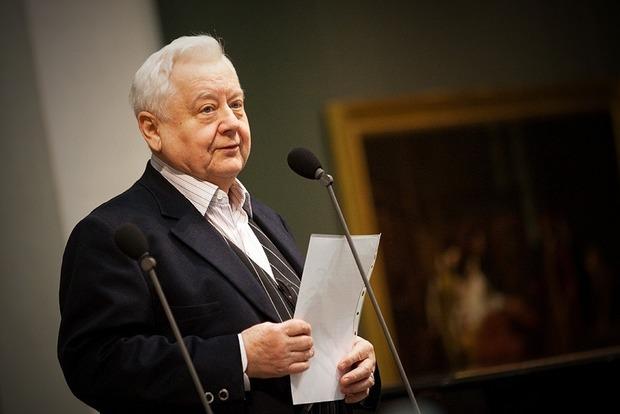 Помер актор Олег Табаков, який зневажав Україну