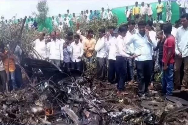 Продали хлам: в Индии разбился уже восьмой российский истребитель