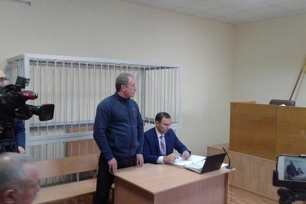 Начальника управления общественной безопасности Нацгвардии Гриняка суд не отстранил от должности
