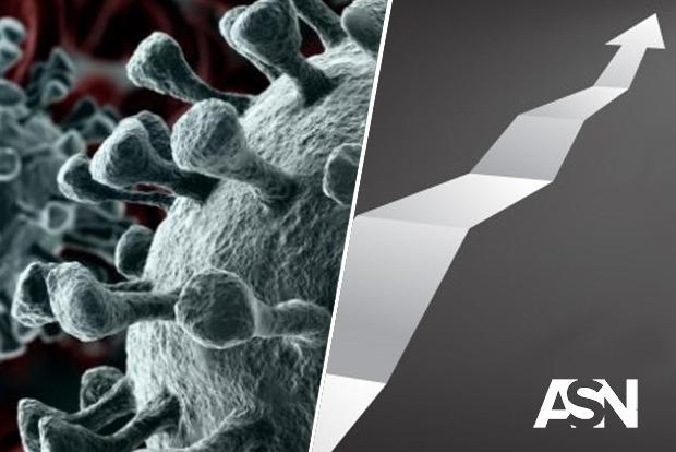 Очередной максимум заболевших на коронавирус по стране
