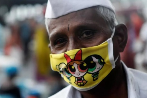 Індія продовжує лідирувати в світовому рейтингу нових випадків зараження
