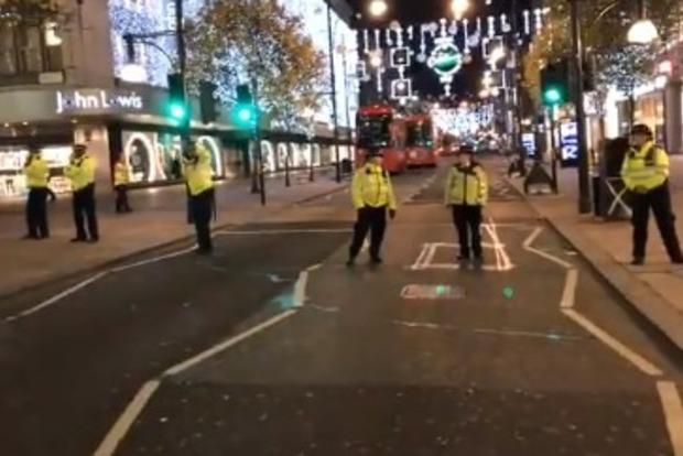 Центр Лондона оцеплен и эвакуируется. Полиция сообщает о теракте