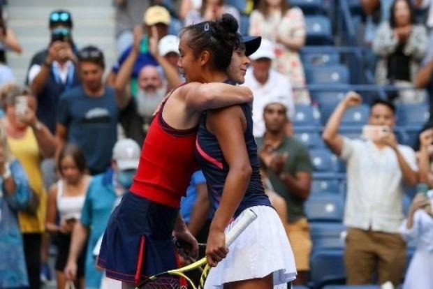 Свитолина не вышла за четвертьфинал US Open