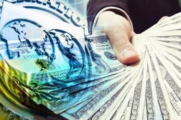 Данилюк уточнил, что везет миссия МВФ в Украину