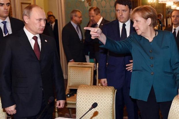 Меркель поддержала двойную стратегию в отношении РФ