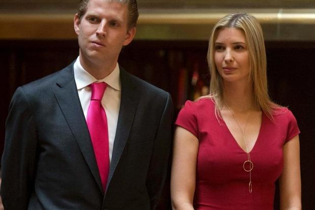 Сын Трампа подтвердил, что его сестра Иванка уговорила отца нанести удар по Сирии