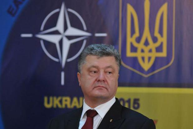 Порошенко использует референдум по НАТО для мобилизации электората на выборах