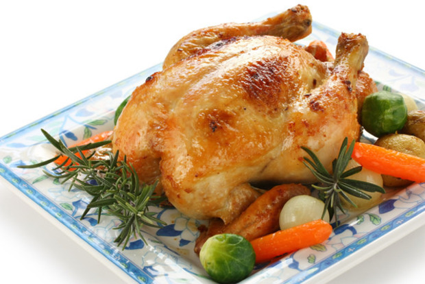 Як приготувати курку, щоб видалити з м'яса гормони й антибіотики