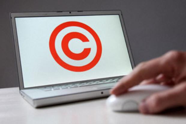 Украина остается в списке стран - главных нарушителей авторских прав