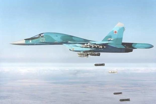 Коаліція звинуватила Росію в авіаударах по повстанцях у Сирії