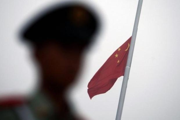 В Китае бывшего  руководителя контрразведки обвинили во взяточничестве