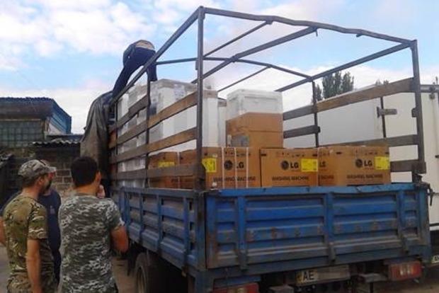 За неделю сводные мобильные группы задержали более двадцати нелегальных грузов