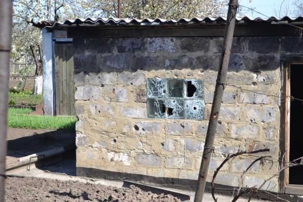 На войне на Донбассе сегодня погибли двое украинских военных, пятеро ранены