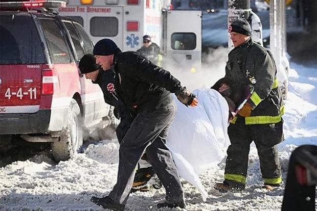 В Европе от аномальных морозов погибли 20 человек