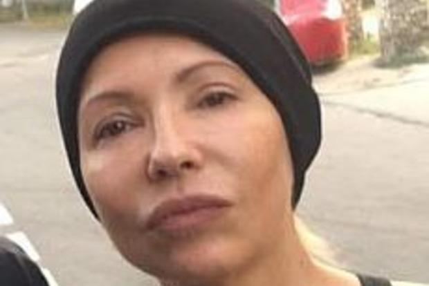 В шапке, но с голой грудью. Гламурная Тимошенко показала губастое селфи с пробежки