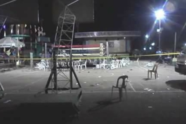 Взрыв на Филиппинах, ранения получили 33 человека