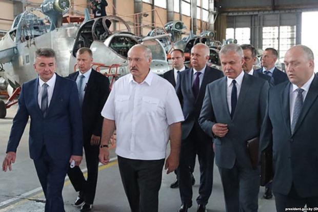 Лукашенко национализировал Оршанский авиаремонтный завод, 60% которого принадлежат украинцам