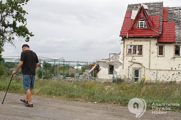 Каждый четвертый переселенец живет в Украине в недопустимых условиях