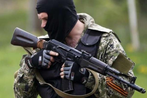 Вчера боевики четыре раза обстреляли позиции сил АТО