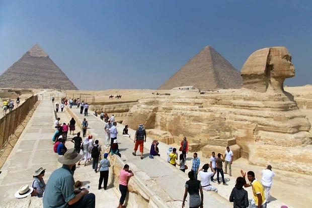 В Египте будут штрафовать слишком назойливых торговцев