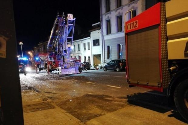 Взрыв в Бельгии: спасатели сообщили о девяти пострадавших