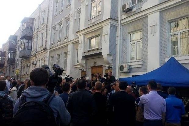 Ляшко: Время начала заседания суда по избранию меры пресечения Мосийчуку пока неизвестно