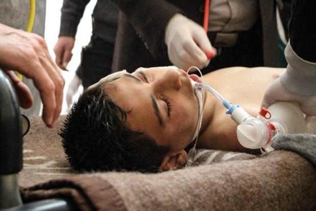 В СБ ООН внесли проект резолюции о химатаке в Сирии